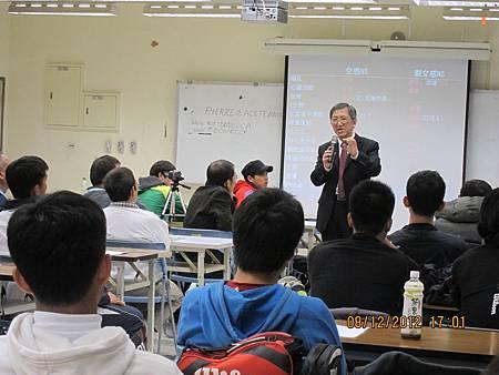 網球協會邀請溫崇凱醫師演講 (2)