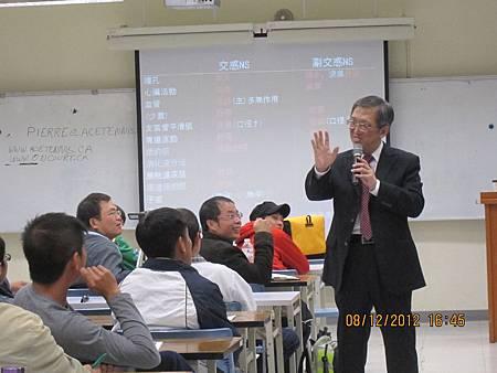 網球協會邀請溫崇凱醫師演講4
