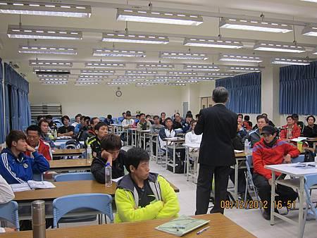 網球協會邀請溫崇凱醫師演講5