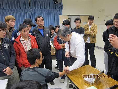 網球協會邀請溫崇凱醫師演講7