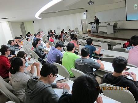 海洋大學演講1