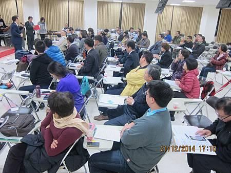 台灣中醫同德醫學會邀請溫崇凱中醫師演講