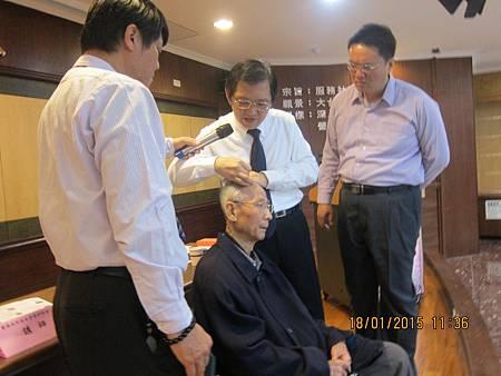 溫崇凱中醫師台南市中醫師公會針灸教學頭針