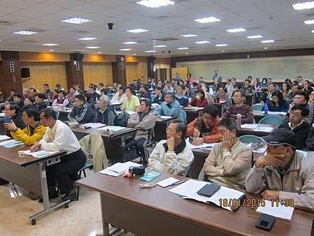 溫崇凱中醫師台南市中醫師公會針灸教學全場爆滿