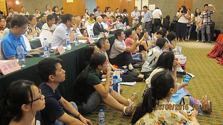 溫崇凱中醫師受邀中國針灸學會年會演講 2