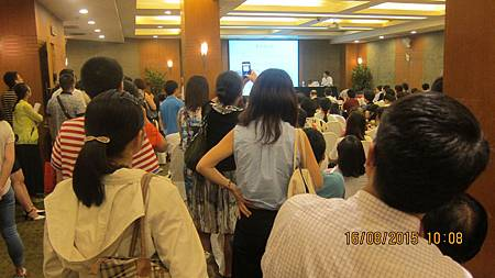 溫崇凱中醫師受邀中國針灸學會年會演講 1