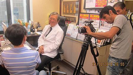 大愛電視台專訪溫崇凱中醫師針灸