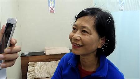 乾眼症針灸溫崇凱中醫師