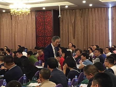 國家中醫藥管理局五度邀請溫崇凱中醫師蒙古1