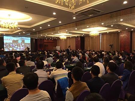 國家中醫藥管理局五度邀請溫崇凱中醫師蒙古3