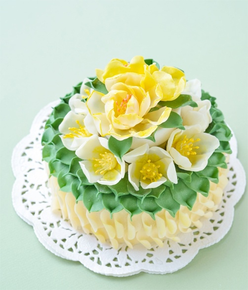 20140517 蛋糕皂~春的舞動
