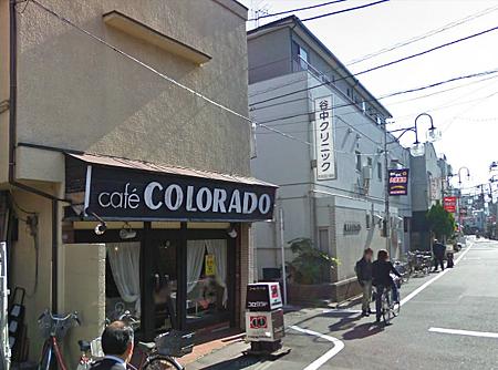 日本東京日暮里谷中銀座   Google 地圖.png