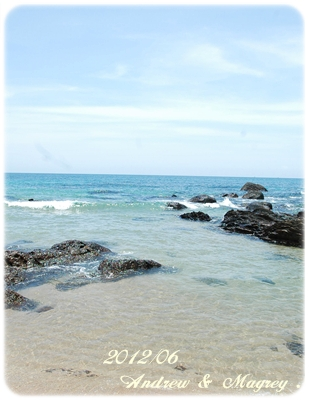 海邊的夏天