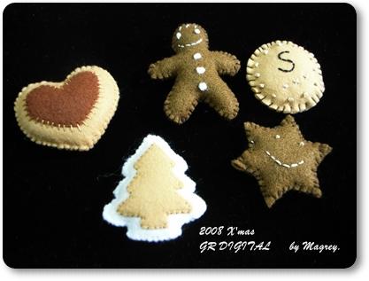 聖誕餅乾2