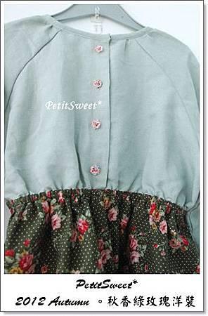 秋香綠玫瑰洋裝6.JPG
