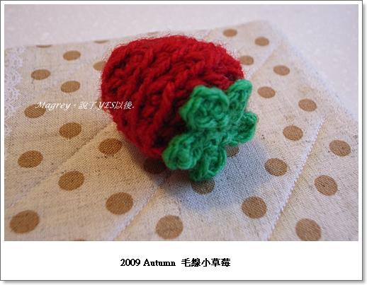 毛線小草莓1.JPG