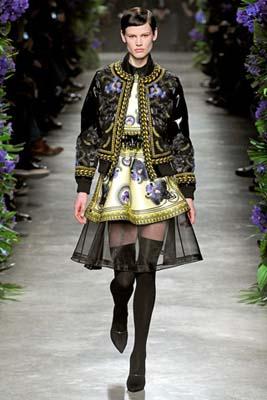 Givenchy F/W 2011 - Saskiade Brauw