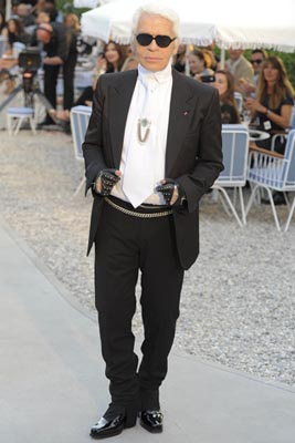 Chanel Cruise 2012 Cap d'Antibes - Karl Lagerfeld