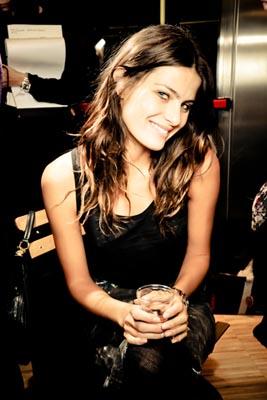 Dolce & Gabbana F/W 2011 - Isabeli Fontana