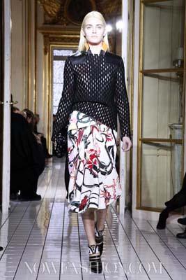 Balenciaga F/W 2011 - Kori Richardson
