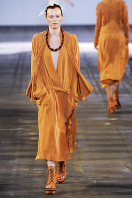 Alexander Wang S/S 2011 : Karen Elson