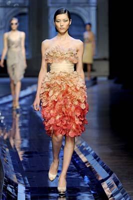 Jason Wu S/S 2011 : Liu Wen