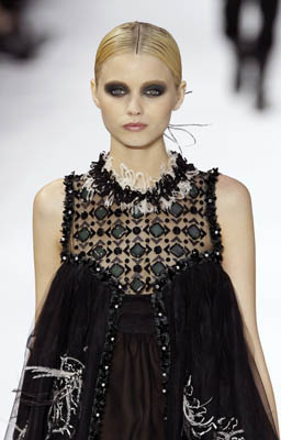Chanel S/S 2011 : Abbey Lee