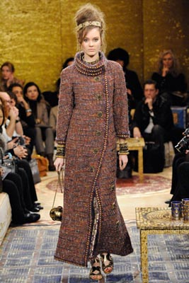 Chanel Paris-Byzance Pre Fall 2011 - Jac