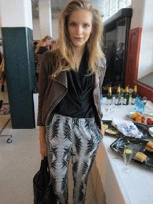Filippa K S/S 2011 - Dorothea Barth Jorgensen