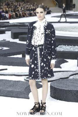 Chanel S/S 2011 : Caroline Brasch Nielsen