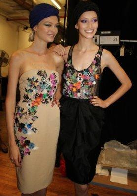 Jason Wu S/S 2011 : Siri Tollerod & Alana Zimmer