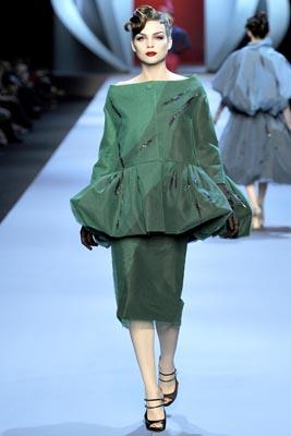 Christian Dior Haute Couture S/S 2011 - Kim Noorda