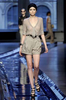 Jason Wu S/S 2011 : Abbey Lee
