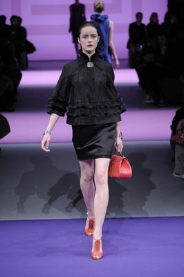 Shiatzy Chen F/W 2011 - Laura McCone