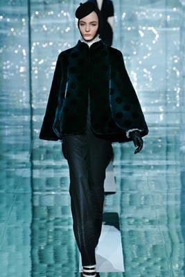 Marc Jacobs F/W 2011 - Zuzanna Bijoch