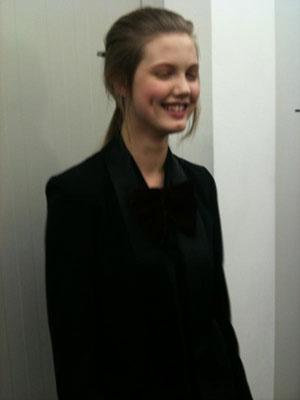 Prada F/W 2011- Lindsey Wixson