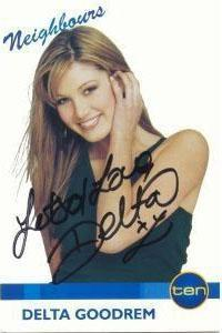 Delta Goodrem (Neighbours)