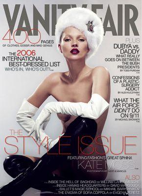 Vanity Fair 9月號