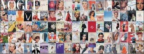 VOGUE UK 90周年