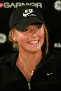 Maria Sharapova 2007澳洲公開賽