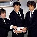 Jack Black , John C. Reilly and Will Ferrell