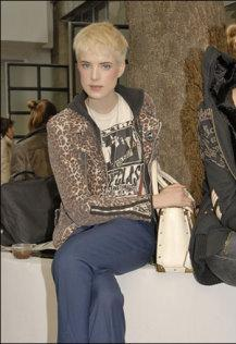 ELLE-2007 Milan Paris 模特兒私服篇