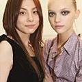 Gemma與米倉涼子