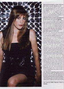 Liv Tyler - Interview