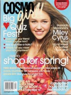 Cosmo Girl 2007/04