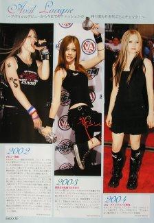 inrock - Avril Lavigne