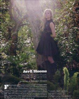 W mag 2007/03 - Avril Lavigne