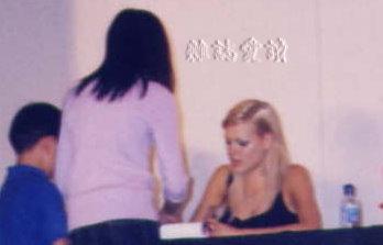 Soph 個人首張專輯簽名會