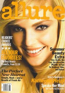 allure 2007/06 - Katherine Heigl