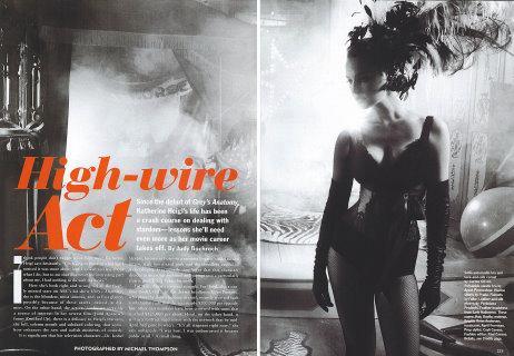 allure - Katherine Heigl